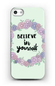 Believe in Yourself case IPhone SE