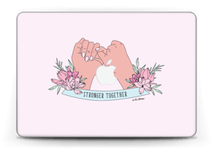 "Stronger Together Skin MacBook Pro Retina 13"" 2015"