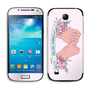 Stronger Together Skin Galaxy S4 Mini