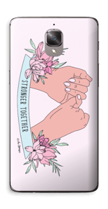 Stronger Together Skin OnePlus 3