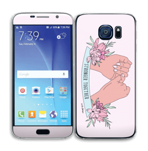 Stronger Together Skin Galaxy S6