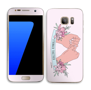 Stronger Together Skin Galaxy S7