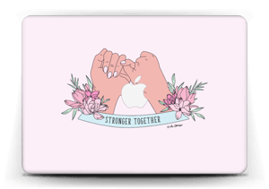 "Stronger Together Skin MacBook Air 13"""