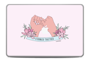"Stronger Together Skin MacBook Pro 17"" -2015"
