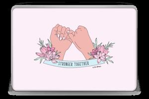 Stronger Together Skin Laptop 15.6