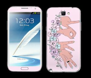 Love is Love Skin Galaxy Note 2