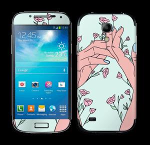 Let It Grow Skin Galaxy S4 Mini
