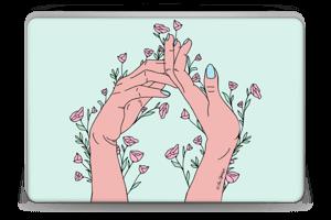 Let It Grow Skin Laptop 15.6