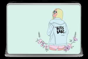 Boss Babe Skin Laptop 15.6