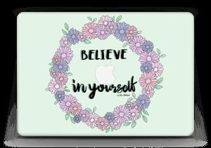 "Believe in Yourself Skin MacBook Air 13"""