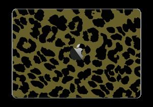 "The green leopard skin MacBook Pro 13"" 2016-"