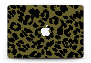 "Black and green Skin MacBook Pro Retina 13"" 2015"