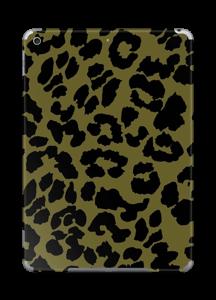 The green leopard skin IPad 2018