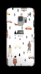 Magic Vibes case Galaxy S9