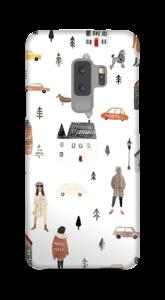 Magic Vibes case Galaxy S9 Plus