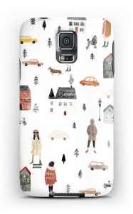 Magic Vibes deksel Galaxy S5