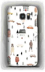 Magic Vibes deksel Galaxy S7