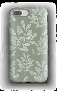 Dusty green case IPhone 7 Plus tough