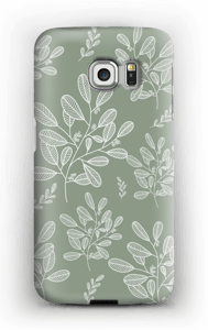 Blad deksel Galaxy S6 Edge