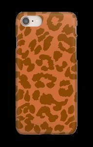 The orange leo case IPhone 8