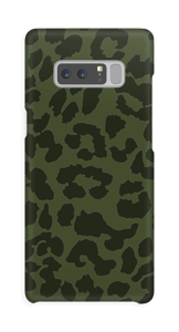 Green on green case Galaxy Note8