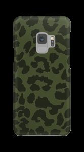 Green on green case Galaxy S9