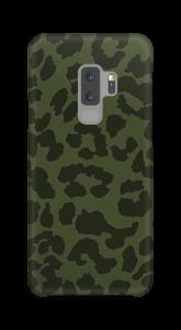 Green on green case Galaxy S9 Plus