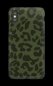 Leo Grønn deksel IPhone XS
