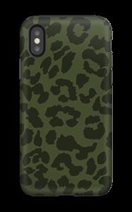 Leo Grønn deksel IPhone XS tough