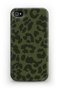 Green on green case IPhone 4/4s