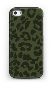 Green on green case IPhone 5/5s tough