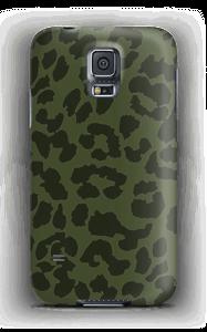 Leo Grønn deksel Galaxy S5