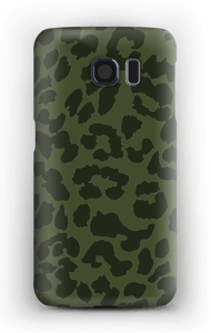 Mossgrön Leo skal Galaxy S6