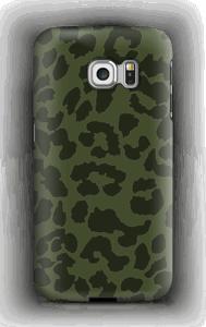Leo Grønn deksel Galaxy S6 Edge