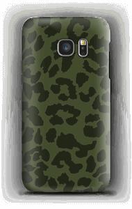 Leo Grønn deksel Galaxy S7