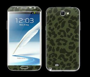 Army Leo Skin Galaxy Note 2