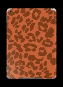 The orange leopard skin IPad 2018