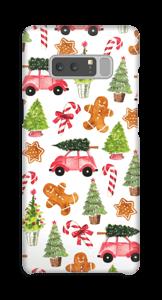 Happy Holidays  case Galaxy Note8