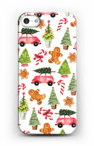Happy Holidays  case IPhone 5/5S