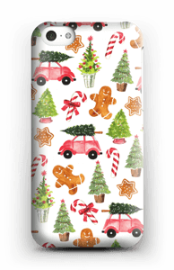 Happy Holidays  case IPhone 5c