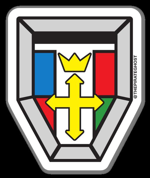 Emblem VOL sticker