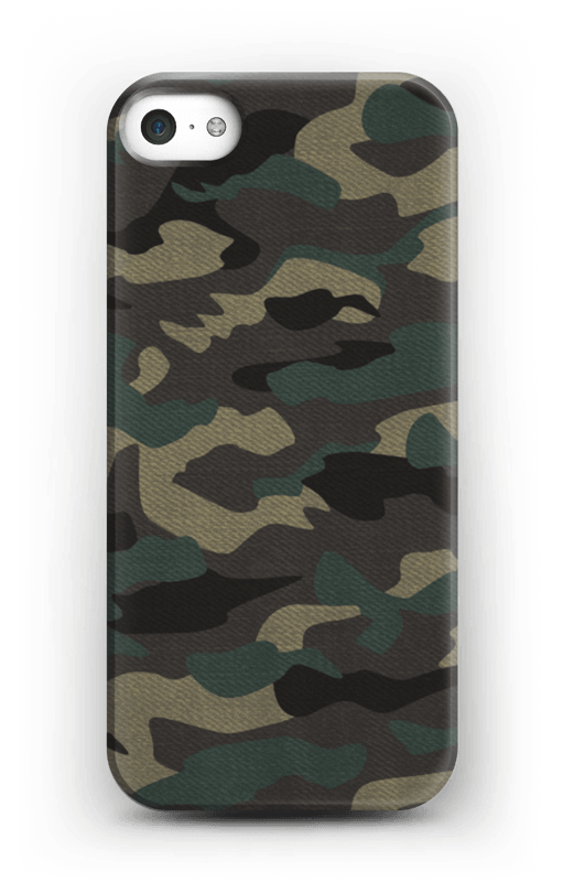 huge selection of 5a129 5e3fb Classic Camo Textured - iPhone 5/5S case