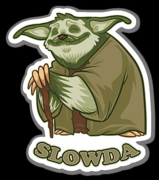 Laiskiais Yoda tarra