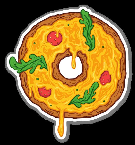 Pizza'nut  ステッカー