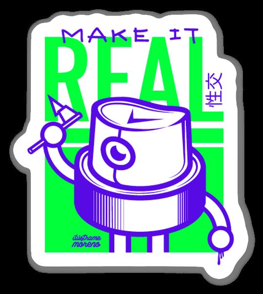 Make It Real tarra