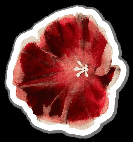 Glory Bloom II sticker