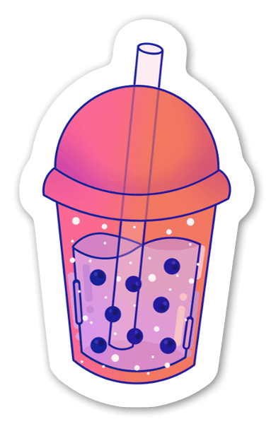 Bubble Tea tarra