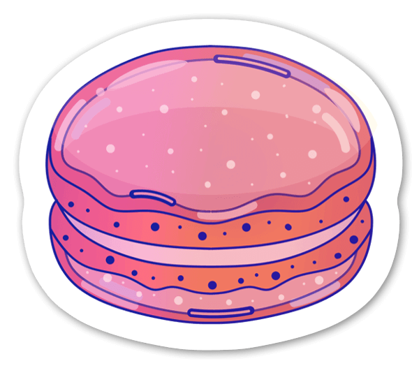 Macaron tarra