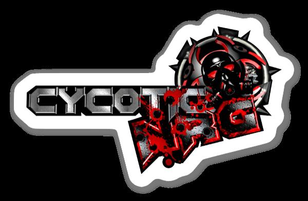 Cycotic NRG sticker