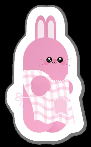 Rosa Kanin sticker